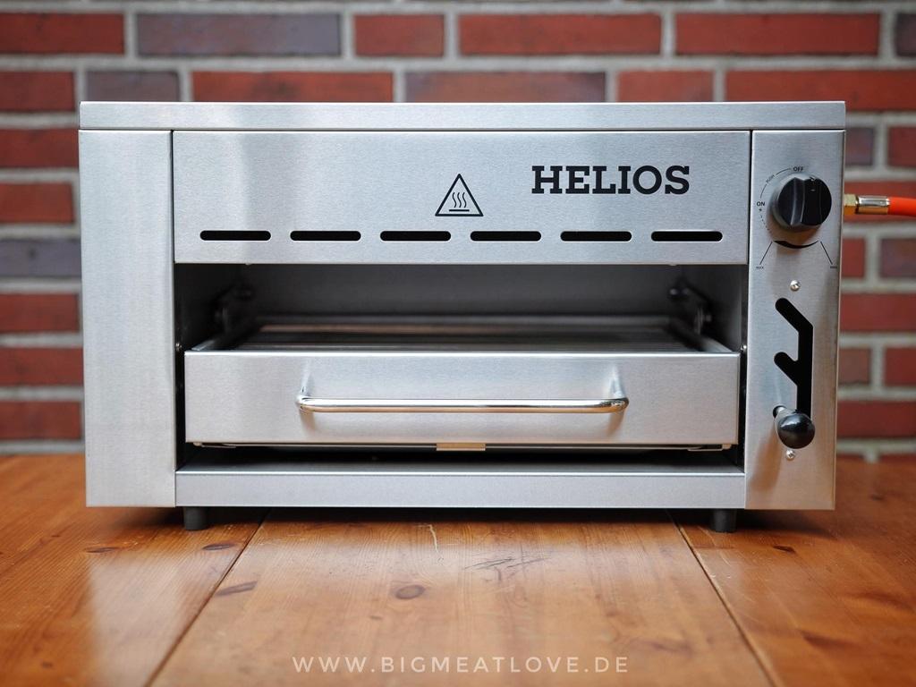 Outdoorküche Bausatz Test : Bigmeatlove testet den meateor helios 800 grad oberhitzegrill für 249u20ac