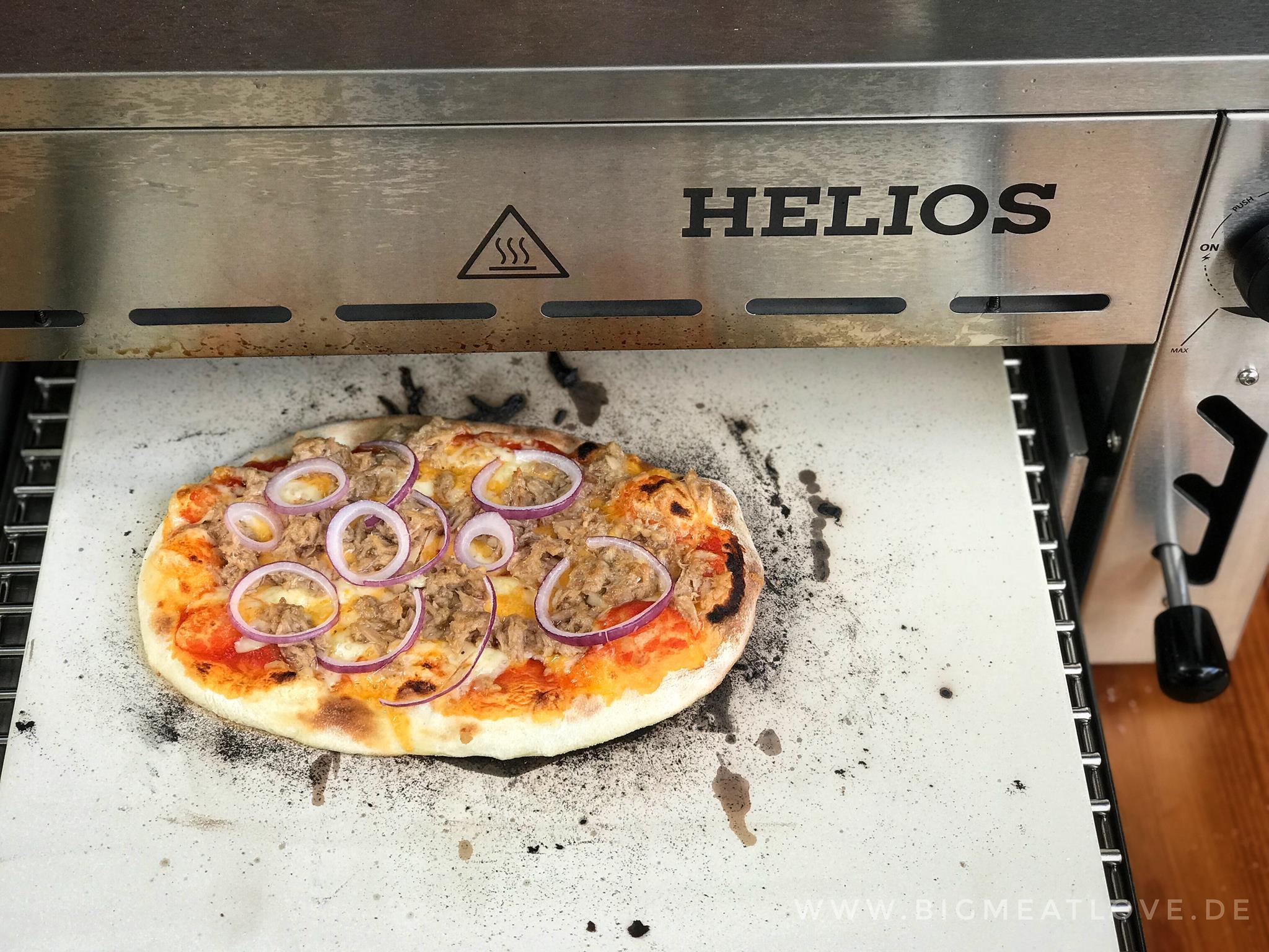 Pizzastein Aldi Anleitung Gasgrill : Bigmeatlove testet den meateor helios 800 grad oberhitzegrill für 249u20ac