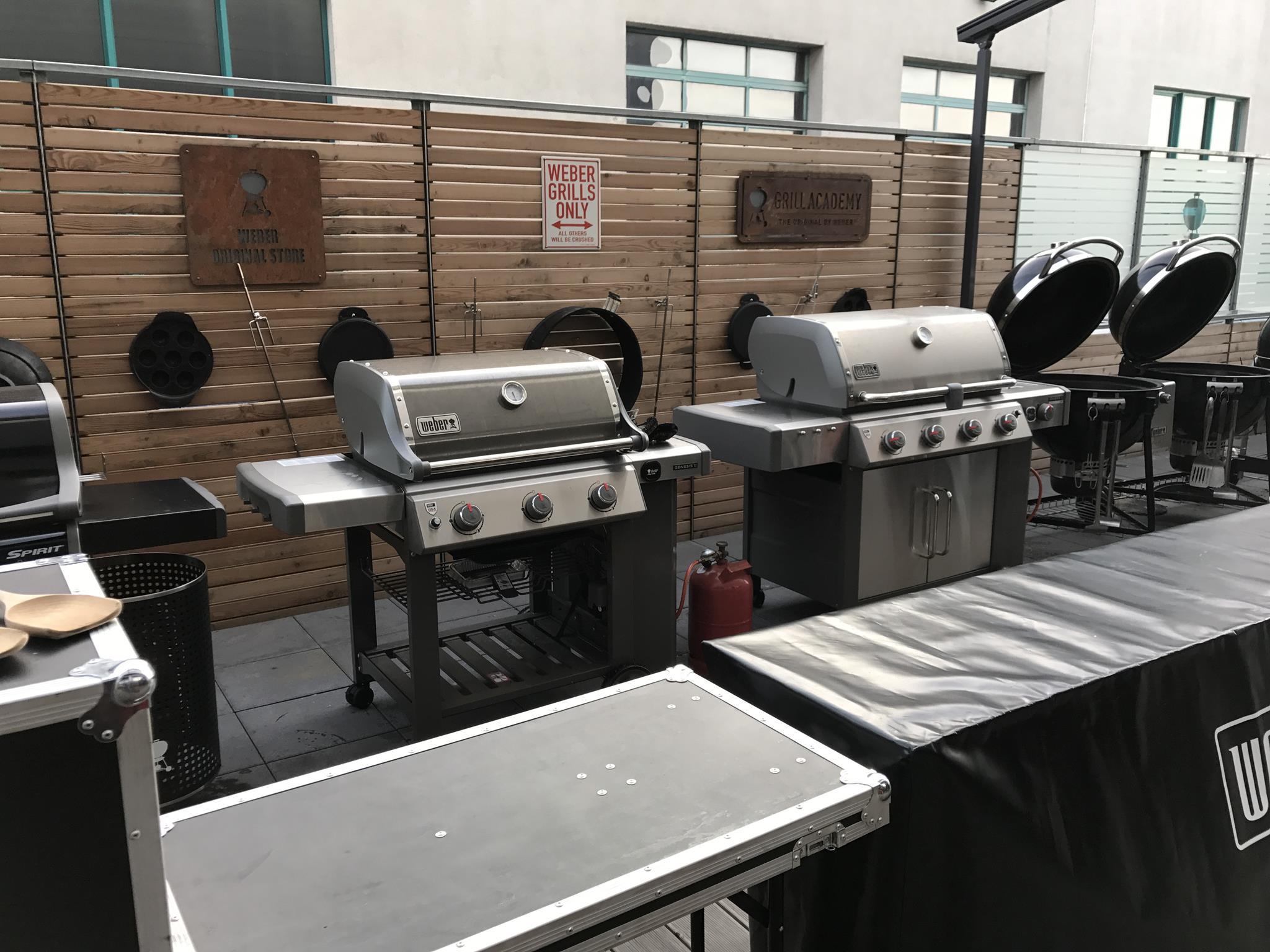Weber Outdoor Küche Anleitung : Die bbqpit outdoorküche außenküche bbqpit