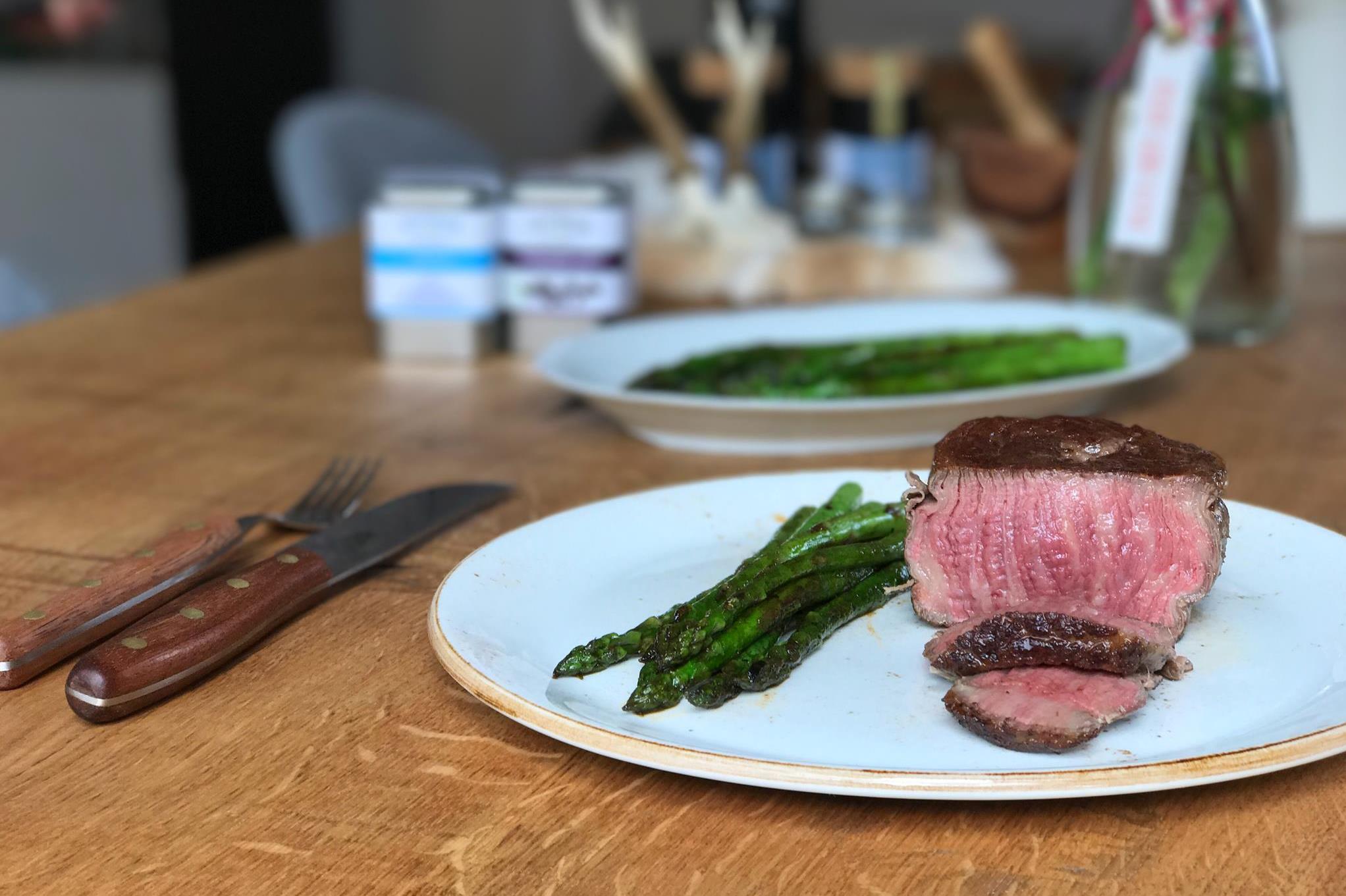 rezept f r cap of ribeye steak seltene steaks rezept von bigmeatlove. Black Bedroom Furniture Sets. Home Design Ideas