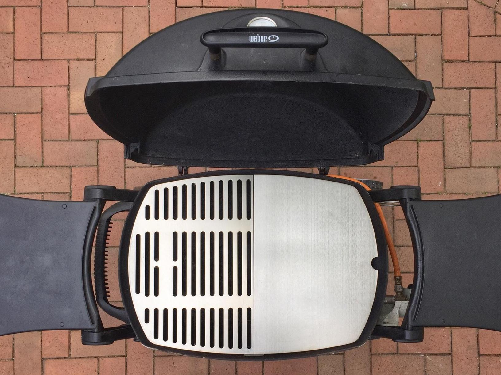 bigmeatlove testet grillrost com edelstahl rost f r weber q model. Black Bedroom Furniture Sets. Home Design Ideas