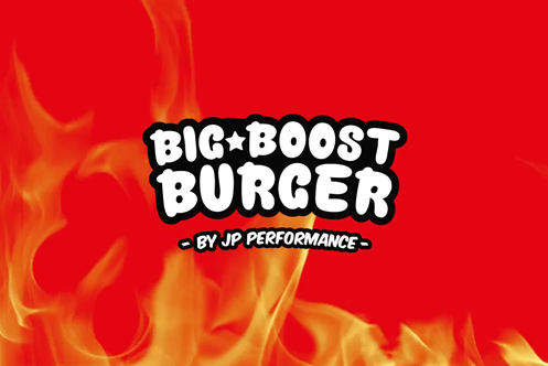Big Boost Burger Logo