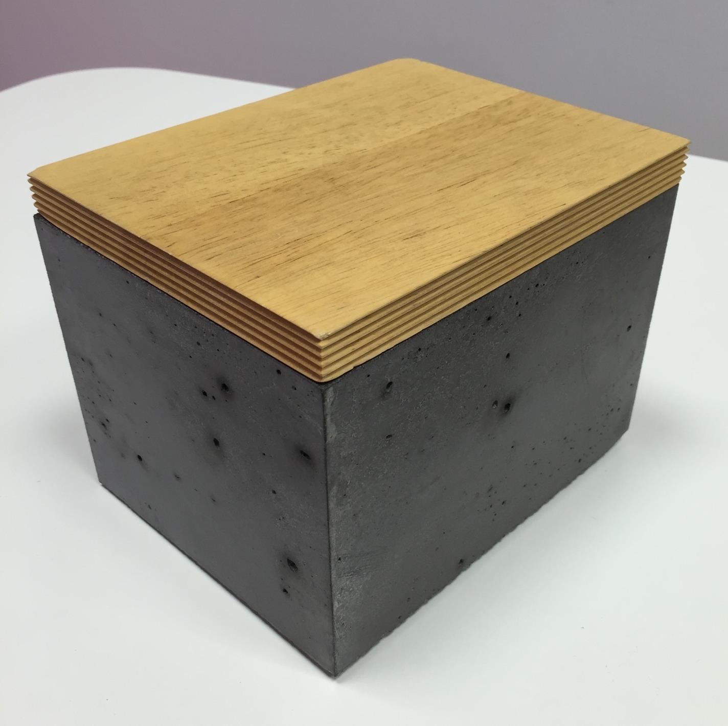 Arbeitsplatten aus Beton DIY - Anleitung mit Betonrezept - Bigmeatlove
